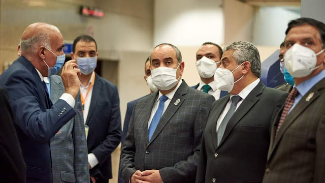 وزير الطيران المدنى  يتفقد مطار شرم الشيخ الدولي ويوجه بضرورة توفير كافة سبل الراحة وتقديم أفضل الخدمات والتسهيلات للركاب والسائحين
