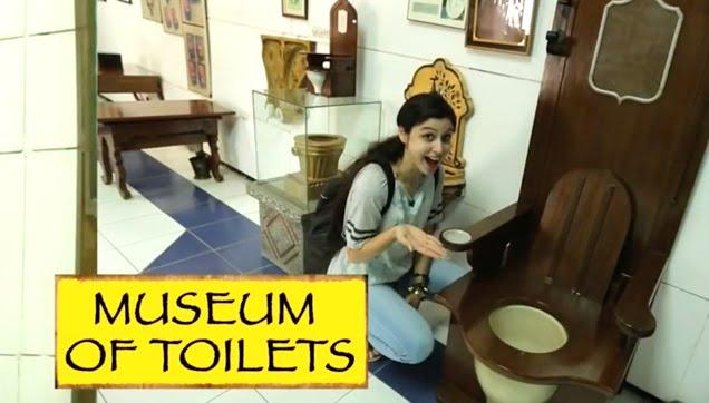 Unique Museum in New Delhi, India