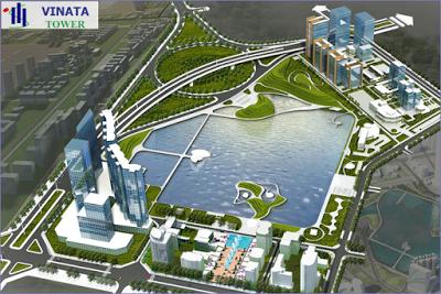 quy hoạch dự án Vinata tower