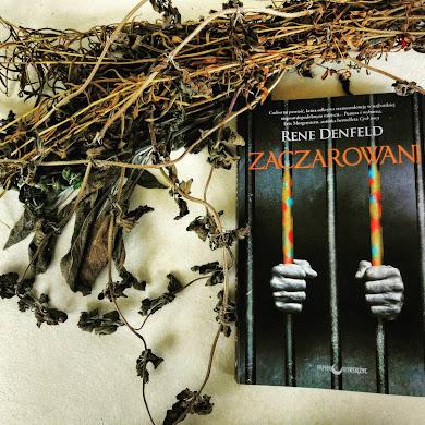 """R.Denfeld """"Zaczarowani"""". Przekonajcie się jak można pisać o życiu i śmierci. Wejdźcie do zaczarowanego więzienia."""