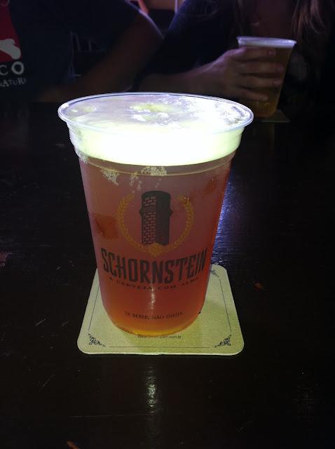 Cerveja India Pale Ale da Schornstein.
