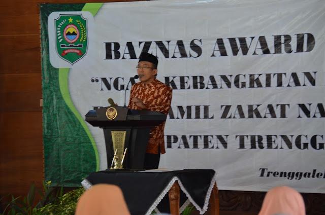 Berikan Award Kepada UPZ, BAZNAS Jawa Timur Berikan Apresiasi