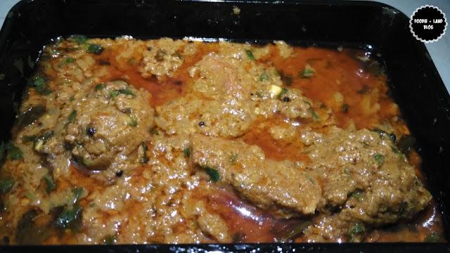 Mutton Kolhapuri