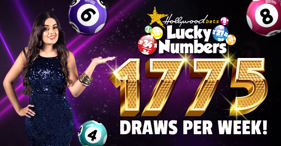 This Week's Lucky Numbers: 30 March 2021