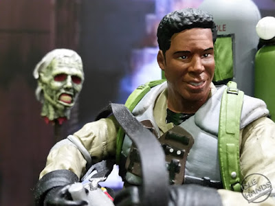 Diamond Select Ghostbusters 2 7 inch action figures Winston Zeddemore