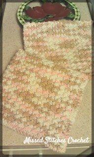 Perfect Pot Holders: Free Crochet Pattern