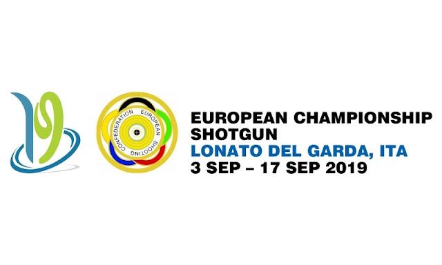TIRO DEPORTIVO - Campeonato de Europa 2019 (Lonato, Italia)