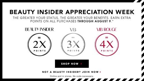 Canadian Daily Deals: Sephora Beauty Insider Appreciation