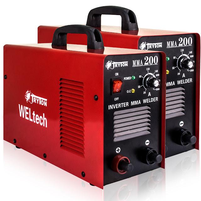 ตู้เชื่อมไฟฟ้า 200A อินเวอร์เตอร์ X2