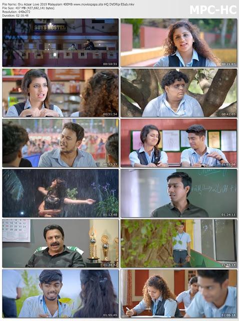Oru Adaar Love Film Full Movie