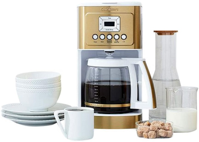 Cuisinart DCC-3200P1 - 14 Cup Progammable Coffee Maker