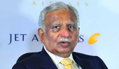 Jet Airways Founder And Chairman Resigned