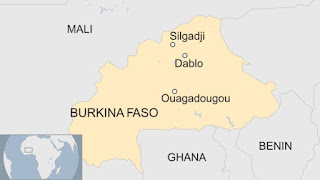 Seis mortos em um ataque a uma igreja católica em Burkina Faso