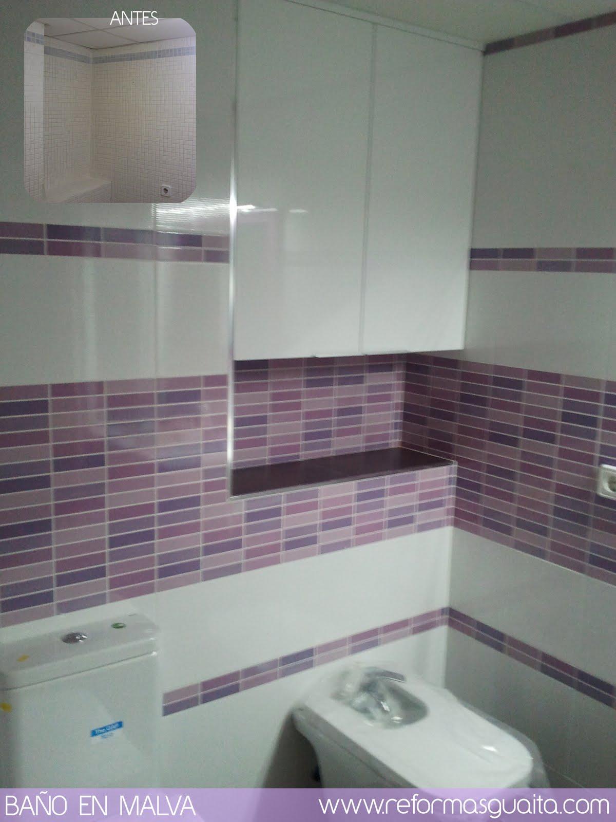 Ba Os Con Azulejos Rosas Dikidu Com # Muebles De Bano Jicasa