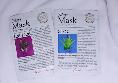 7 days mask review