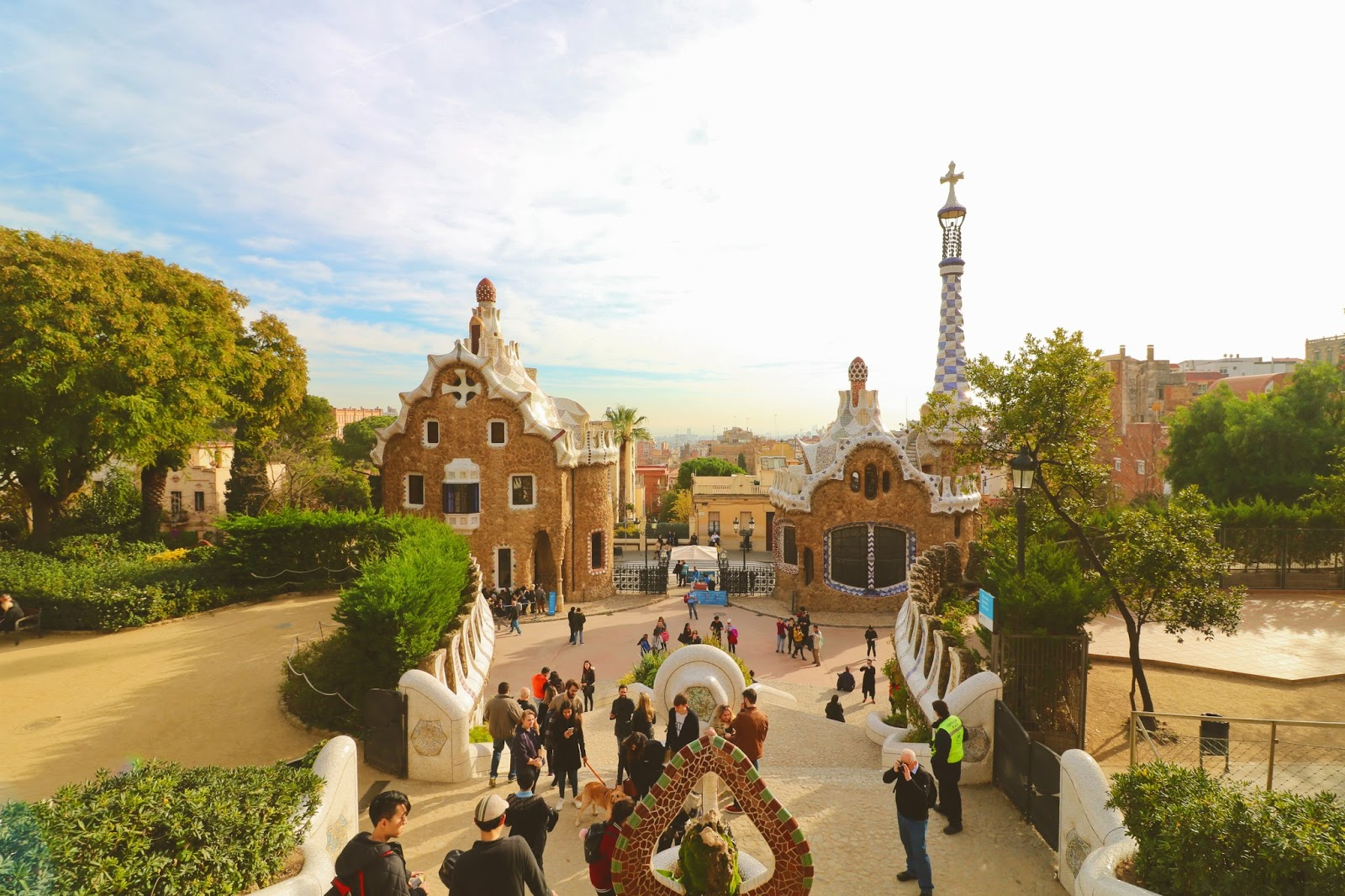 barcelona atrakcje
