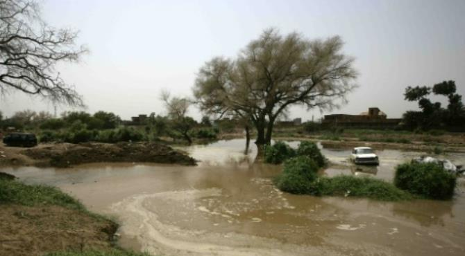 Thousands of houses were destroyed and several villages submerged after heavy rainfall in Sudan killed at least 100 people nationwide. By Ebrahim Hamid (AFP)Aid workers are struggling to get hundreds of tonnes of aid to people made homeless by widespread flooding in Sudan after torrential rains severed a highway and other roads.
