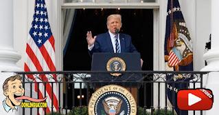 CNN LLORA | Donald Trump anuncia feliz que está completamente curado