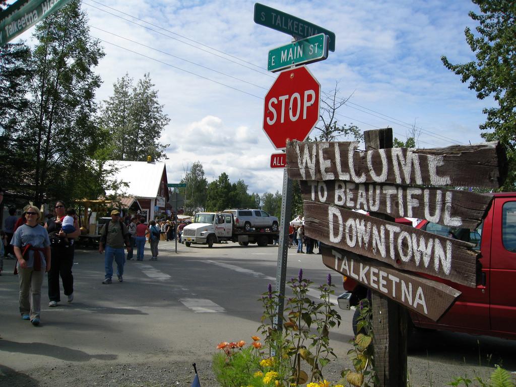 Alaska matanuska susitna county talkeetna - Share To Twitter Share To Facebook Share To Pinterest Share To Whatsapp Share To More