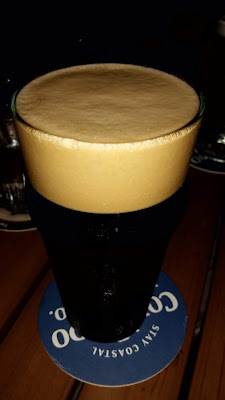 draft beer - Gull Dam Nitro Chocolate Milk Stout