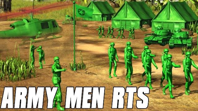 تحميل لعبه الجيش الاخضر Army Men RTS