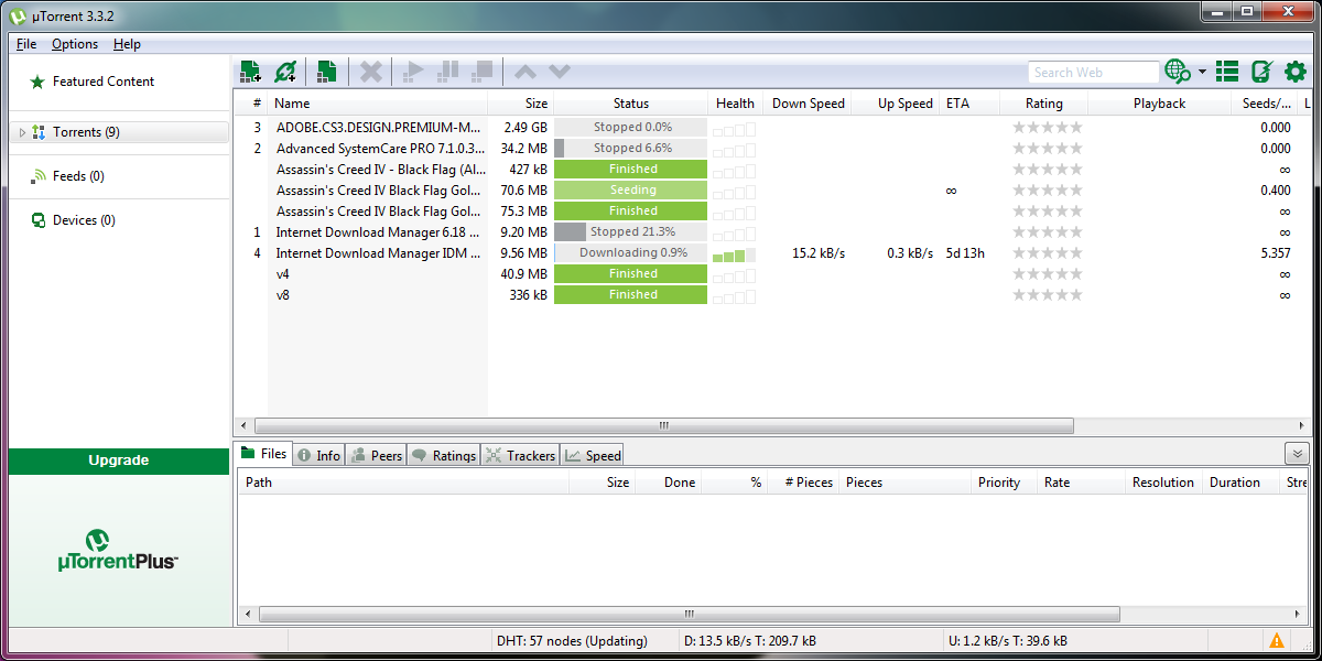 torrent download screenshot3
