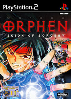 Download Orphen Scion of Sorcery PS2 ISO