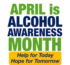 April is Alcohol Awareness Month
