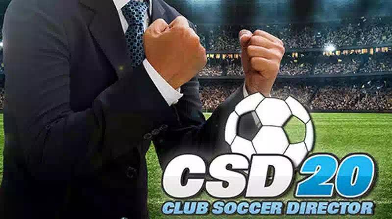 تحميل لعبة Club Soccer Director 2020 مهكرة للاندرويد مجانا