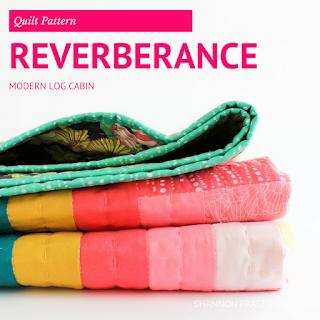 Reverberance Quilt Pattern | Shannon Fraser Designs