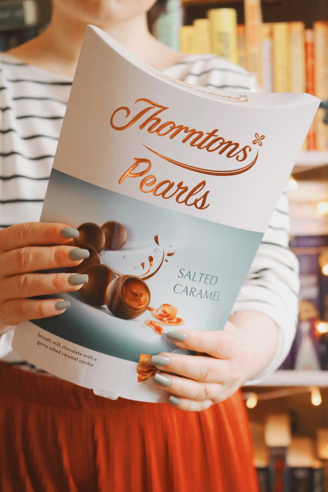 Gift Idea: Thorntons Pearls