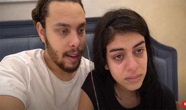 مطابات بالسجن المؤبد لليوتبوبر أحمد حسن وزينب