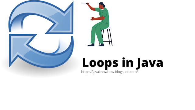 loops in java