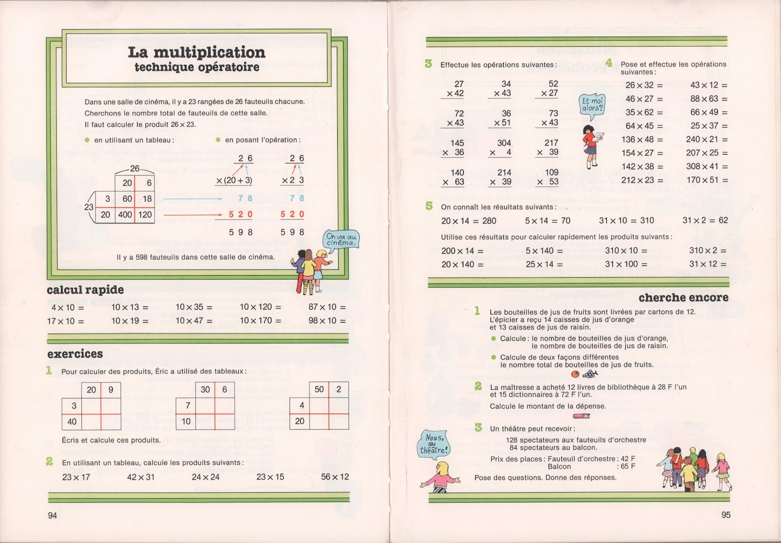 Jeux tables de multiplication CE1 CE2 CM1 Multiplicator