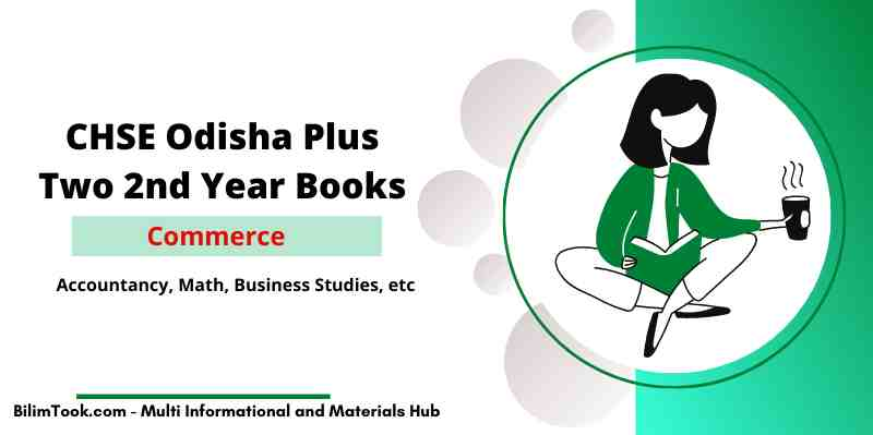 CHSE Odisha Plus Two Accountancy Book PDF | +2, 2nd Year Commerce