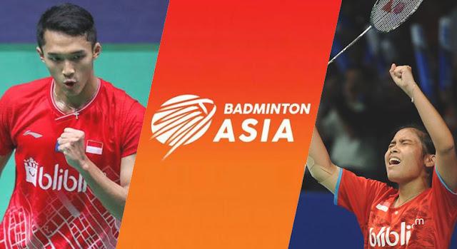 Mola TV Siarkan Badminton Asia Team Championship 2020