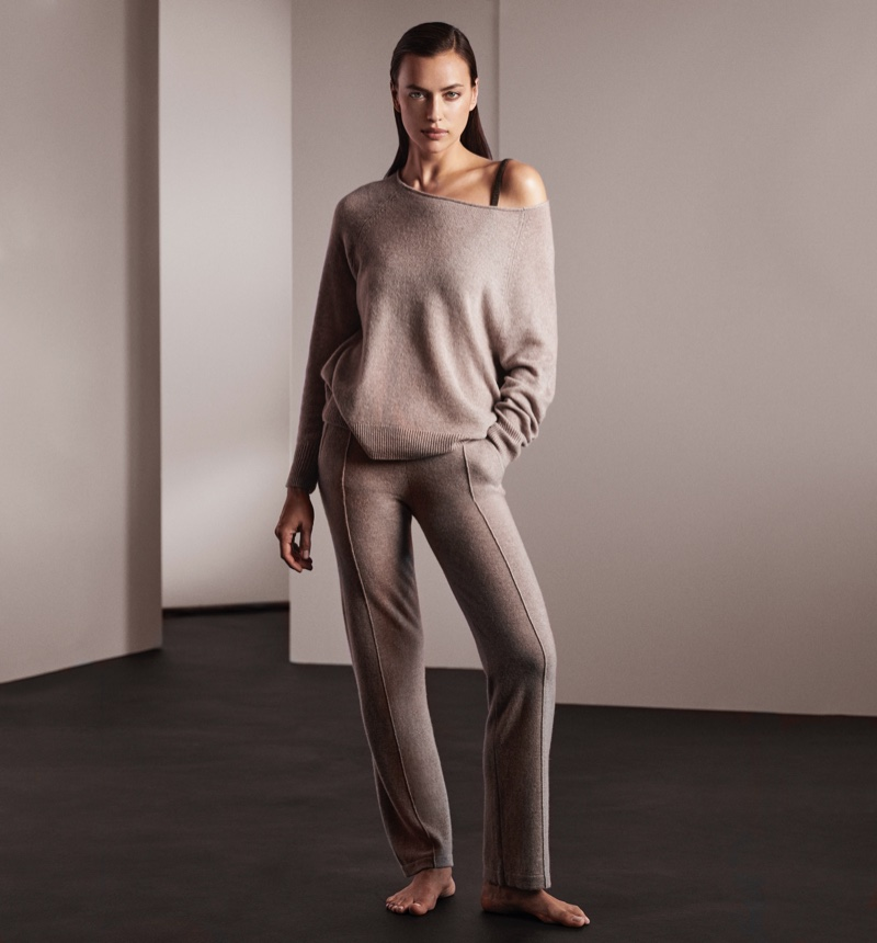 NAKEDCASHMERE highlights matching sets for fall 2021 campaign