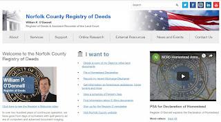 Norfolk County Registry of Deeds: Register O'Donnell Sees Spike in Lending Activity