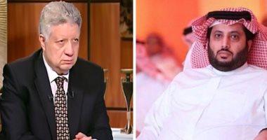 تركى آل الشيخ يعلن دعمه للمستشار مرتضى منصور فى أزمته الأخيرة
