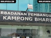 Jawatan Kosong Terkini di Perbadanan Pembangunan Kampong Bharu (PKB)