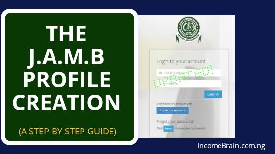 JAMB Profile Code: 55019