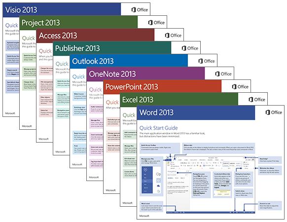 Microsoft Office 2013 AIO