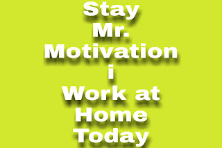 Stay motivated while working from home