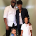 Actress Chacha Eke share adorable new family photo.