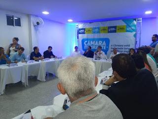 Câmara Itinerante: bairro do Cordeiro recebe vereadores e discute demandas da localidade