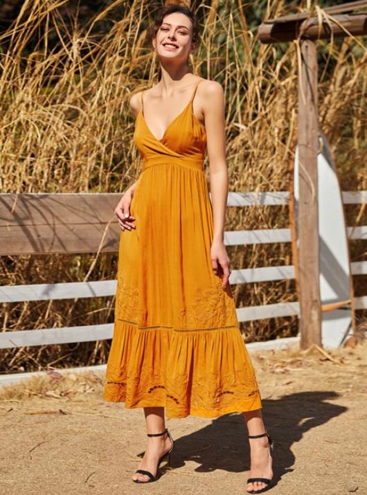 Vestido pro verão