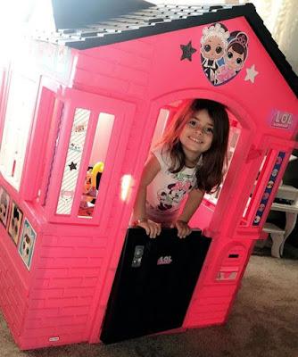 Лол Сюрприз игровой дом для детей
