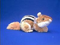 chipmunk plush stuffed animal chip