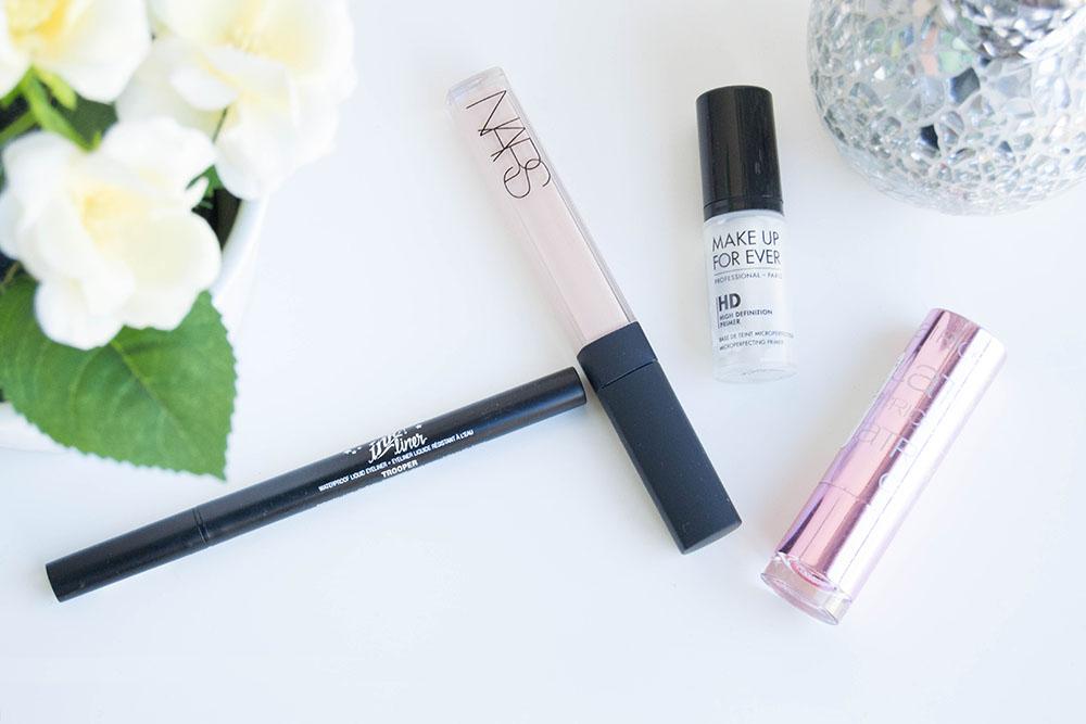 Productos terminados, maquillaje