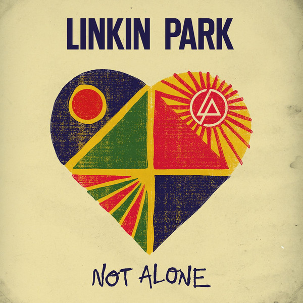 Linkin Park - Not Alone - Single Cover